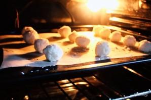 Кокосовое ПП-печенье за 15 минут - фото шаг 3