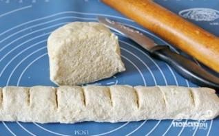 Творожное печенье с яблоками - фото шаг 4