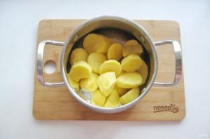 Картофельное пюре как в детском саду - фото шаг 2