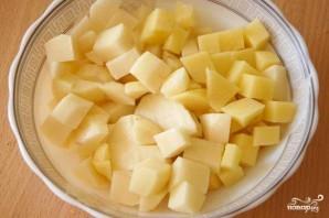 Жаркое в горшочках по-вегетариански - фото шаг 2