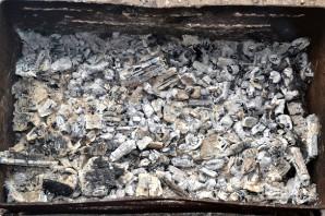 Лаваш с сыром на мангале - фото шаг 8