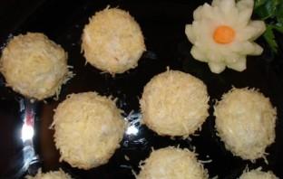 Рафаэлки с печенью трески - фото шаг 4