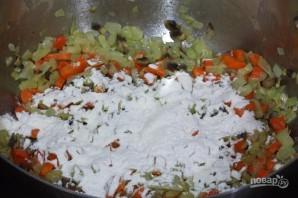 Суп с ветчиной и диким рисом - фото шаг 2