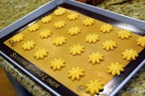 Печенье из шприца - фото шаг 5