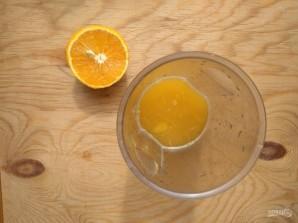 Панкейки с апельсином - фото шаг 2
