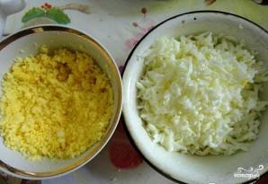 Салат по-татарски - фото шаг 5