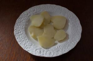 Салат из печени трески постный - фото шаг 5