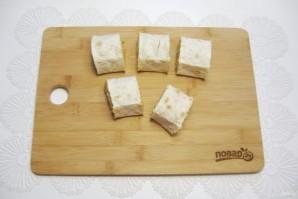 Пирог из лаваша с капустой - фото шаг 8