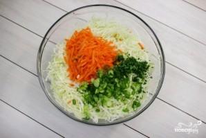 Капустный салат - фото шаг 1