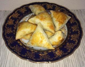 Тесто для узбекской самсы - фото шаг 8