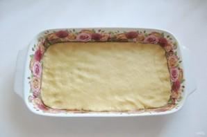 Тертый пирог с вишней - фото шаг 8