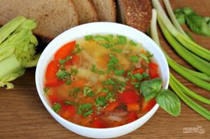 Овощной суп для диабетиков - фото шаг 7