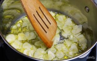 Испанский чесночный суп с перцем - фото шаг 3