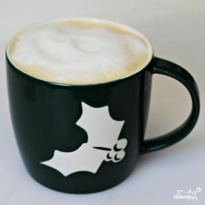 Кофе с пенкой - фото шаг 7