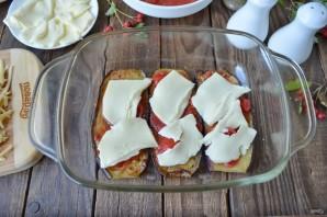 Лазанья из баклажанов с сыром - фото шаг 7