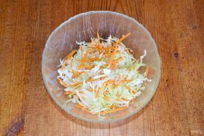 Заправка для салата из капусты с морковью - фото шаг 5