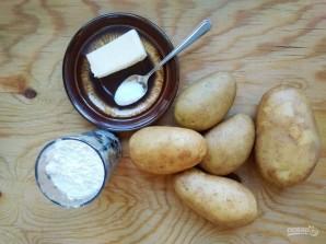 Картофельные шайбы - фото шаг 1