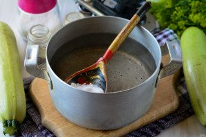 Вкусные кабачки на зиму без стерилизации - фото шаг 5