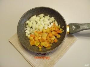 Сырный суп с фрикадельками - фото шаг 2