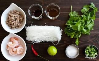 Салат с лапшой - фото шаг 1
