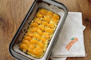 Рождественский кекс с мандаринами - фото шаг 8