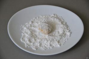 Итальянское лимонное печенье - фото шаг 11