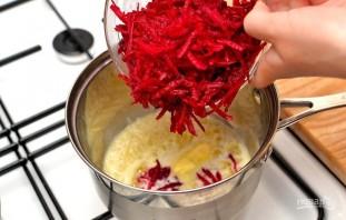 Рецепт борща из свеклы - фото шаг 2