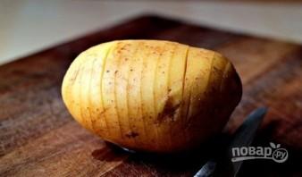 Печеный картофель - фото шаг 1