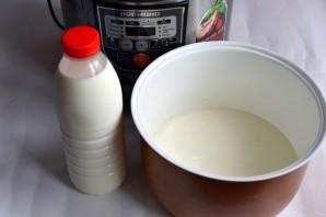 Топленое молоко в мультиварке - фото шаг 2