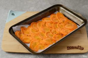 Вяленая морковь - фото шаг 4