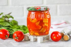 Кабачки в томатном соке - фото шаг 8