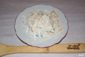 Томатный суп с сельдереем - фото шаг 5