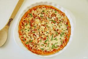 Пицца с морковью - фото шаг 13