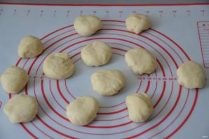 Пирожки с яблоками на кефире - фото шаг 6