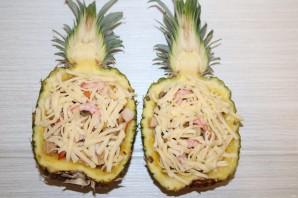 Фаршированные ананасы - фото шаг 13