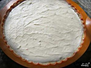 Творожный пирог с абрикосами - фото шаг 4
