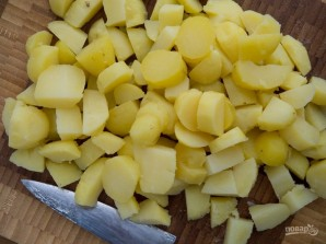 Датский картофельный салат - фото шаг 2