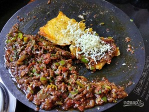 Закусочные булочки с овощами - фото шаг 3
