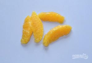 Селедка с апельсином - фото шаг 3