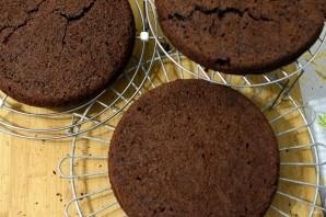 Великолепный шоколадный пирог - фото шаг 8