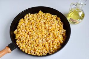 Мексиканский салат из кукурузы - фото шаг 2