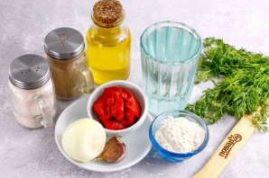 Простой соус для макарон - фото шаг 1