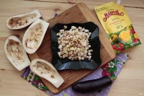 Лучший рецепт фаршированных баклажанов с грибами и майонезом - фото шаг 1