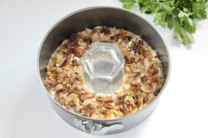 Салат желейный, слоеный - фото шаг 10
