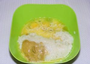 Запеканка из риса в духовке - фото шаг 3