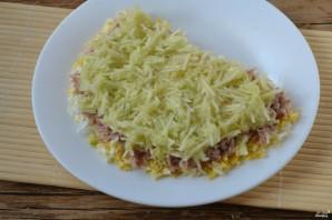 Салат с тунцом - фото шаг 4