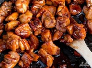 Курица терияки с рисом - фото шаг 7