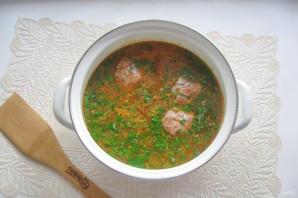 Рисовый суп с тушенкой - фото шаг 9