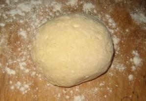 Тесто для пирожков без дрожжей - фото шаг 4