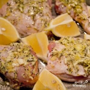 Курица с лимоном и тимьяном - фото шаг 4